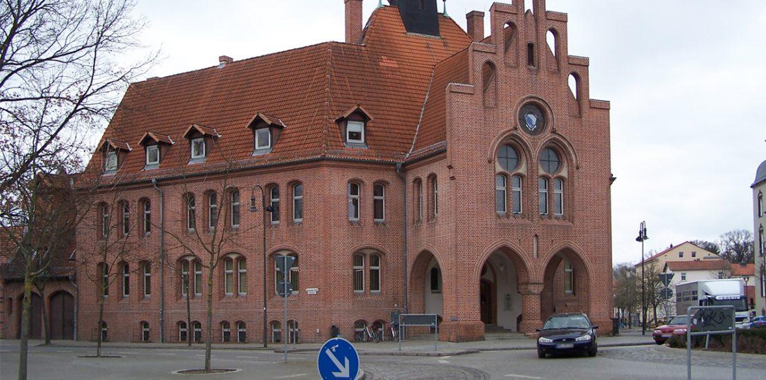 Stadt Nauen Rathaus