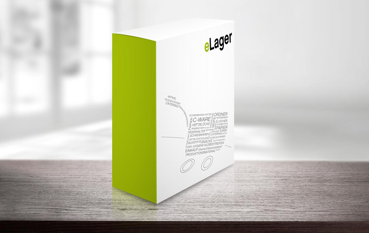 Zöllner Software eLager - c-eLager - c-Artikel, Lager- und Beschaffungssoftware