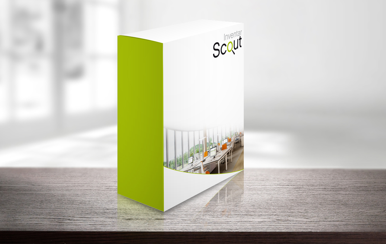 Zöllner Software InventarScout - Inventarsoftware, Inventur